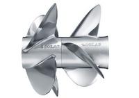 Hélices SOLAS INOX Bravo 3 (4/3)