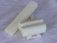 Muestra de perfil en Color A-Blanco (Color Estándar)