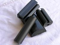 Muestra de perfil en Color E-Negro (Color Estándar)