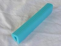 Muestra de perfil en Color H-Azul Claro (Color Estándar)