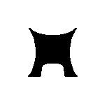 Perfil de Tope y Protección PRO25 (Color Estándar)